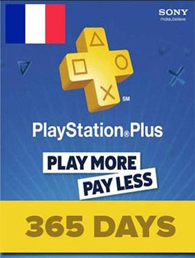 365 days psn france