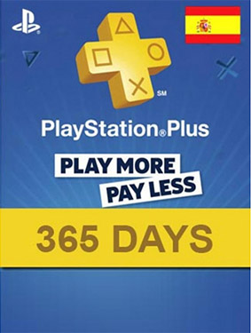 psn 365 days card spain