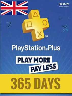 psn 365 days united kingdom