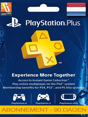 90 days playstation card
