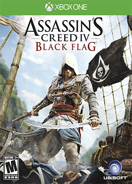 ac black flag xbox one