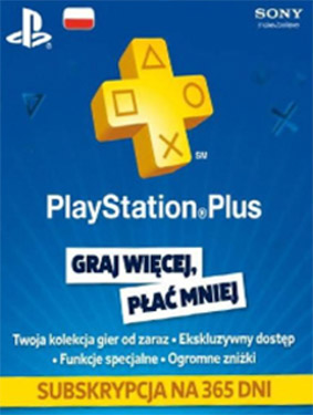 ps+ 365 days psn poland