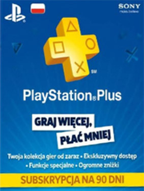 ps+ 90 days poland