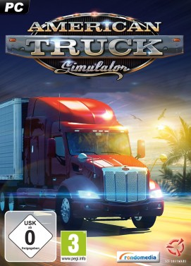 American Truck Simulator Game key