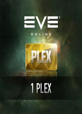 EVE Online 1 Plex Card