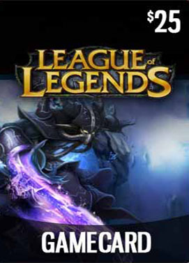 League of Legends 25 $