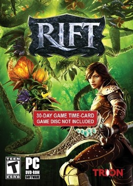Rift 30 days time card