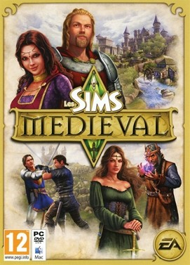 The Sims Medieval Game key