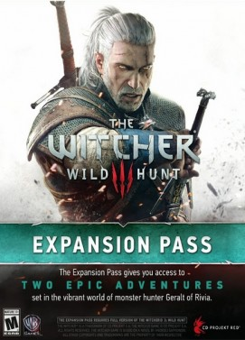 The Witcher 3: Wild Hunt - Expansion Pass Game key