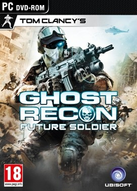 Tom Clancys Ghost Recon Future Soldier Game key