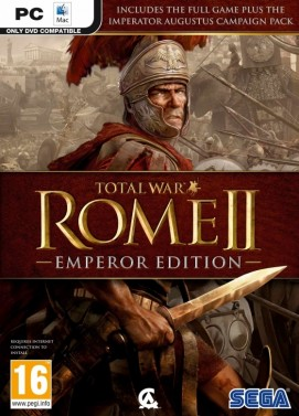 Total War: Rome 2 (Emperor Edition) Game key