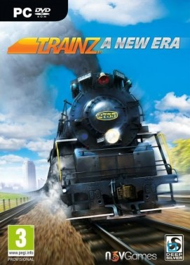 Trainz Simulator: A New Era (Pre-order Edition) Game key