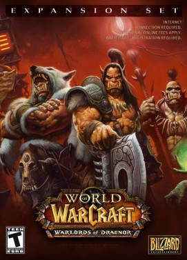 World of Warcraft: Warlords of Draenor Game key