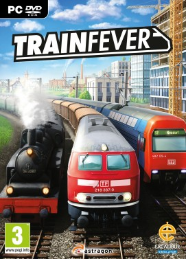 Train Fever Game key