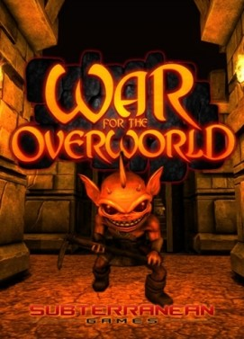 War for the Overworld Game key