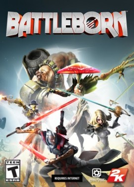 Battleborn Game key