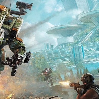 Titanfall 2 gameguin cover game key