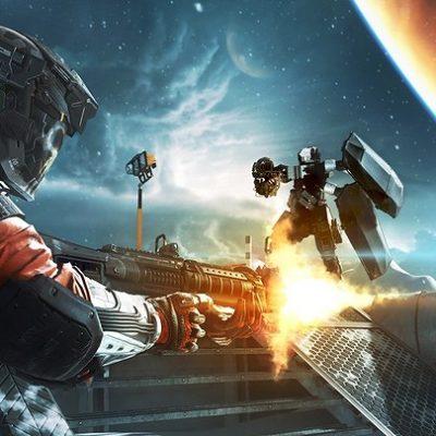 Call of duty Infinite Warfare cover gameguin