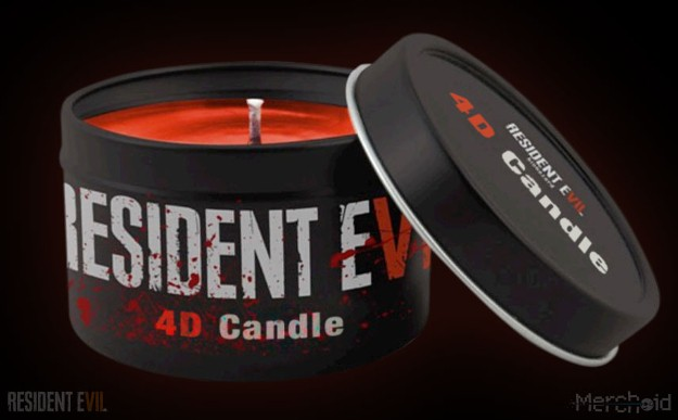 resident evil 7 game key gameguin candle blood wood