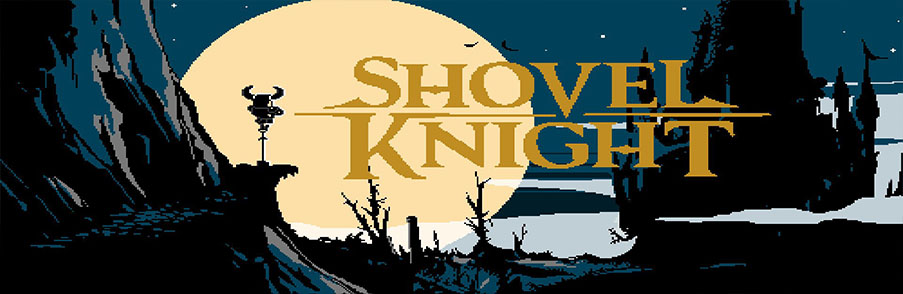 shovel knight gameguin cover