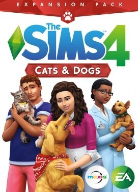 The Sims 4 Cats and Dogs Game Key
