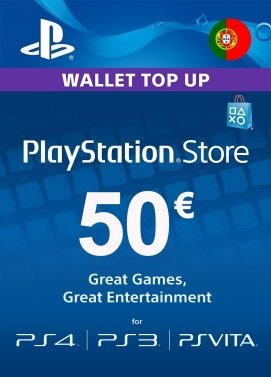playstation-card-psn-50-eur-portugal